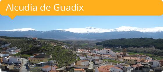 Alcudía de Guadix